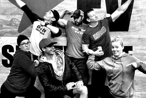 CrossFit Evolve Coaches
